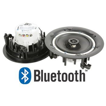 Inbouw speakers Bluetooth