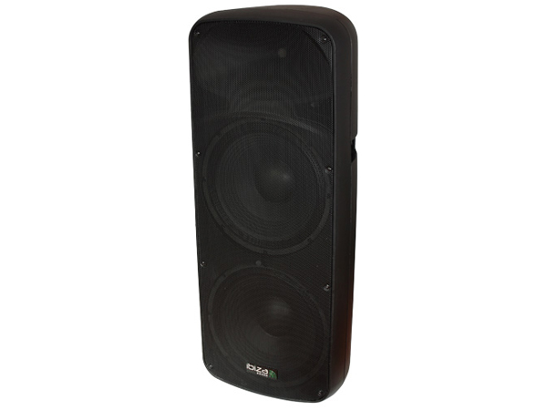 Ibiza DB215ABT DB-215ABT actieve bluetooth speaker 2000W