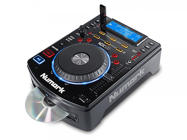 Numark NDX500 Professionele CD / Media player