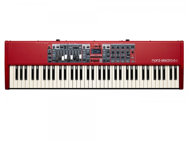 Nord Electro 6D 73 toetsen stage piano