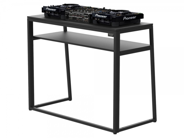 Zomo Deck Stand Detroit 120 DJ booth meubel