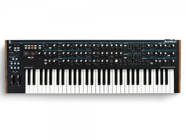 Novation Summit polyfone synthesizer