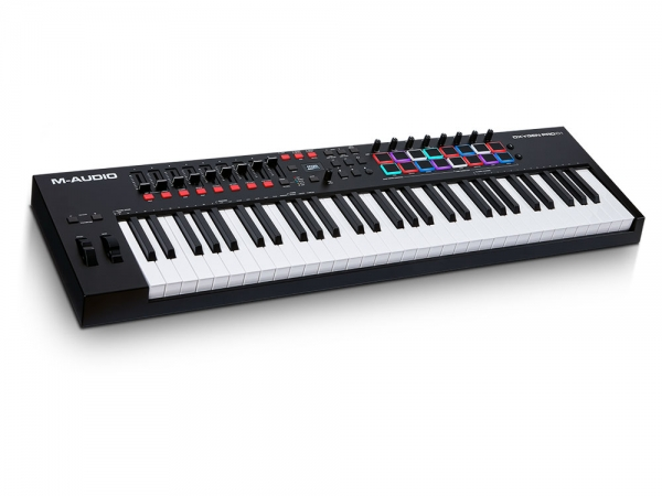 M-Audio Oxygen Pro 61 MIDI Keyboard