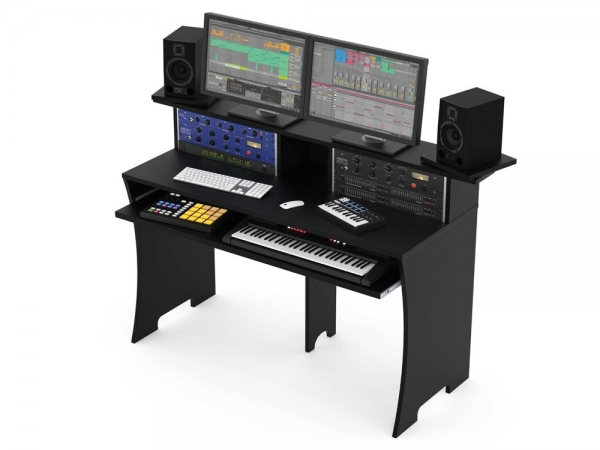 Glorious Workbench Black studio meubel
