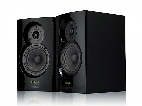 Reloop ADM-4 DJ monitor speakers