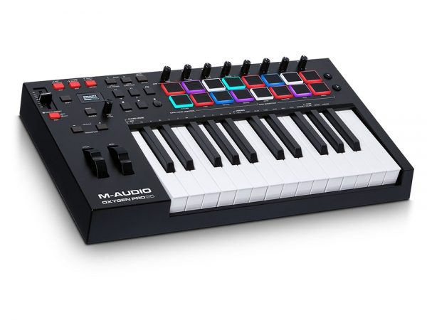 M-Audio Oxygen Pro 25 MIDI Keyboard