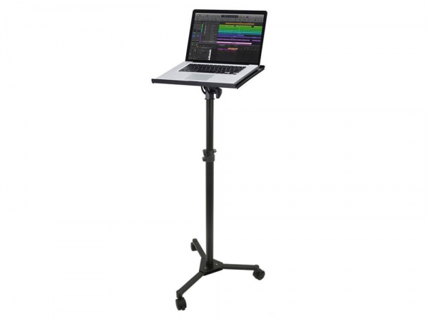 Qtx LPS-A notebook projector statief DJ laptop beamer trolley