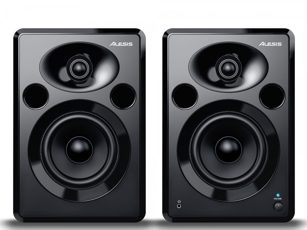 Alesis Elevate 5 MKII actieve desktop studio speakers