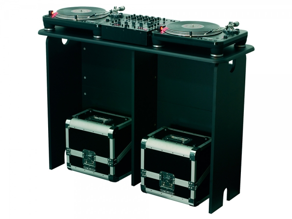 Glorious Mix Station Black DJ meubel