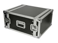 Citronic RACK:6U flightcase