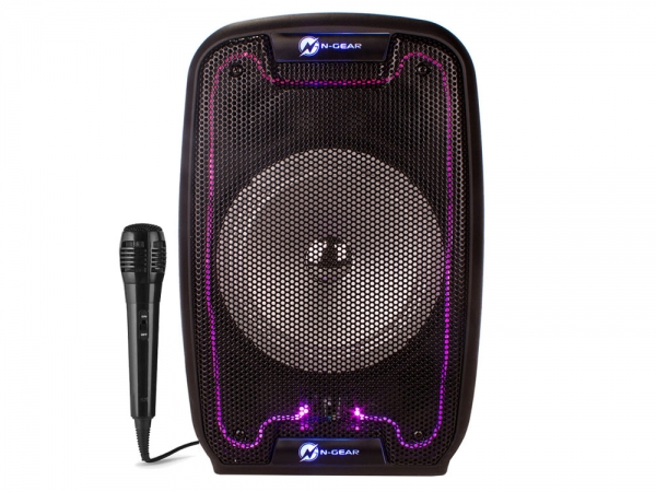N-Gear The Flash 810 portable bluetooth trolley speaker
