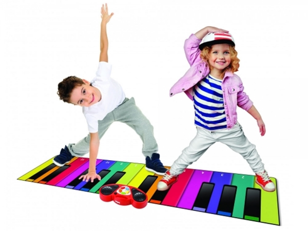 N-Gear Giant Music Piano Mat