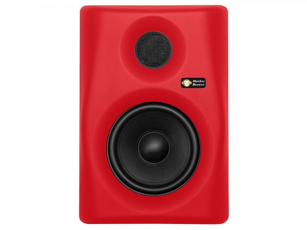 Monkey Banana Gibbon 5 Rood actieve studio monitor speaker