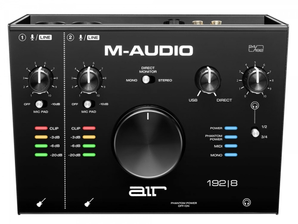 M-Audio Air 192 | 8 Audio Interface