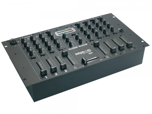 Audiophony MYA8C club mixer met USB audio interface