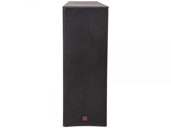 "BST FIRST-SA215DSP2 actieve speaker met DSP en Bluetooth 2x 15"" 2400W"