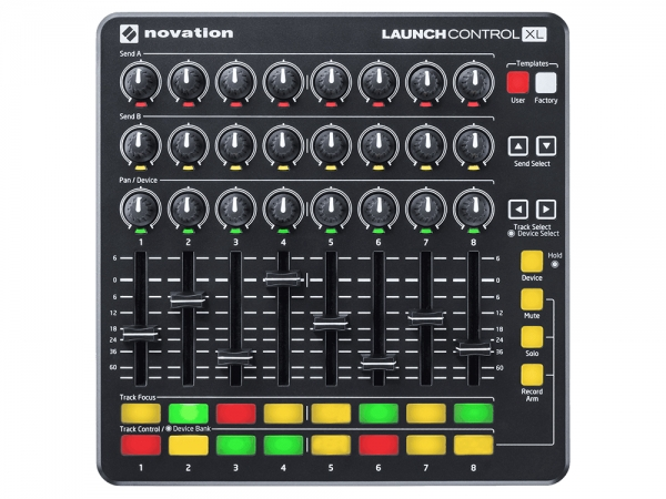 Novation Launch Control XL MIDI controller