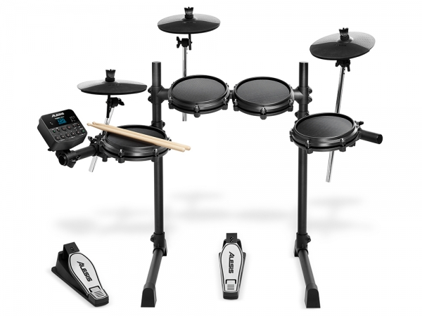 Alesis Turbo Mesh Kit elektronisch drumstel