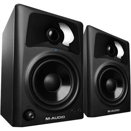 M-Audio AV42 actieve monitor speakers