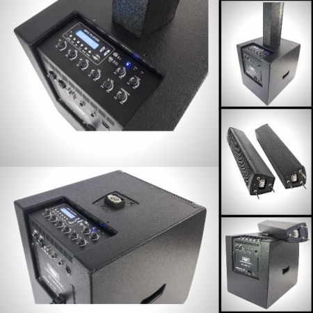 BST Thor-12 actieve 1.1 PA bluetooth speaker subwoofer set 1800W