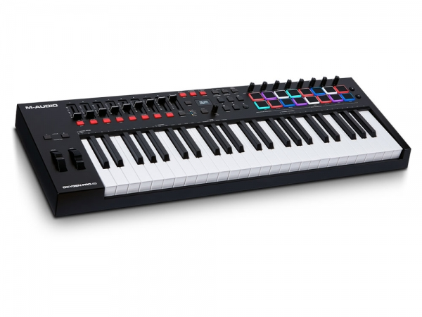 M-Audio Oxygen Pro 49 MIDI Keyboard