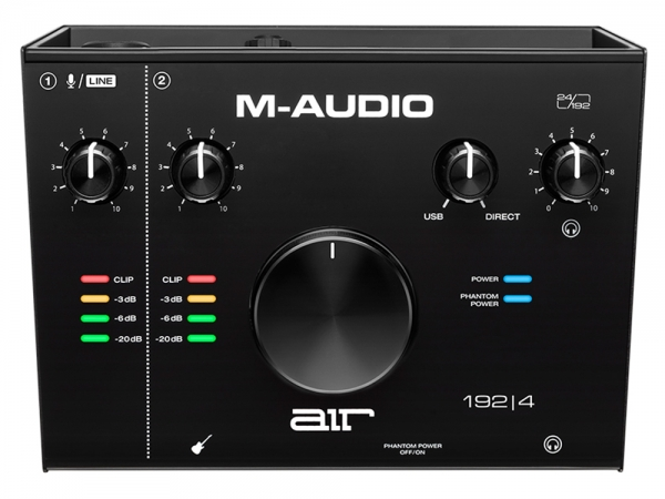 M-Audio Air 192 | 4 Audio Interface