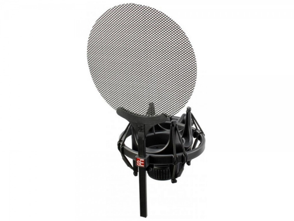 sE Electronics Isolation Pack shockmount en popfilter