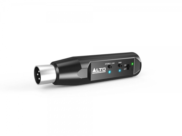 Alto Bluetooth Total Bluetooth ontvanger met XLR