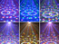 Party Light PARTY-ASTRO6 6-kleurig astro LED lichteffect