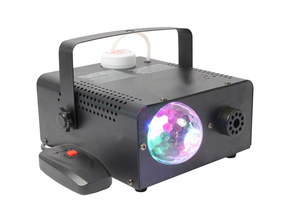 Ibiza Light LSM500ASTRO 2-in-1 rookmachine LED moonflower combo 700W
