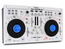 Ibiza Sound Full Station-WH DJ console met Dubbele CD/USB speler