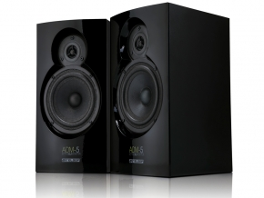Reloop ADM-5 DJ monitor speakers