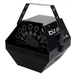 Ibiza Light LBM10-BL bubbel bellenblaasmachine