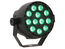 Ibiza Light PAR-MINI-RGB3 36W RGB LED PAR spots 3-in-1 wash effect DMX