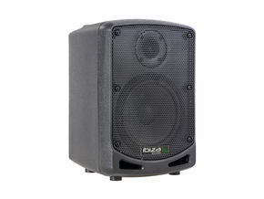 Ibiza Sound POWER5-BT Mobiele PA Luidspreker Box Accu
