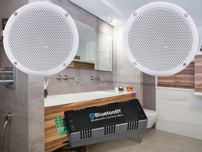 Adastra Badkamer 1 badkamer plafond speakerset incl. bluetooth ...