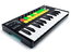 Novation Launchkey Mini MK2 MIDI Keyboard inclusief Ableton Live Lite