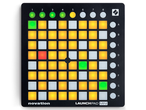 Novation Launchpad Mini MIDI Controller voor Ableton