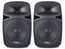 Ibiza Sound PKG15A-SET actieve PA bluetooth speaker set met USB/SD speler 2000W