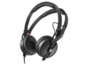 Sennheiser HD25 Plus DJ on-ear monitor hoofdtelefoon
