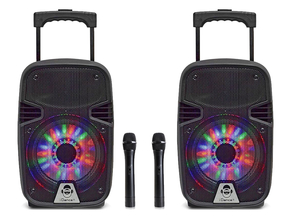 iDance Groove 210 DUO Pack