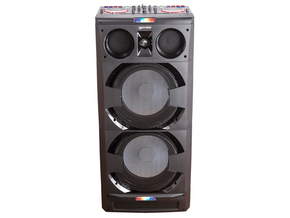 Gemini DJMIX-5000 DJ party speaker + DJ controller 3000W
