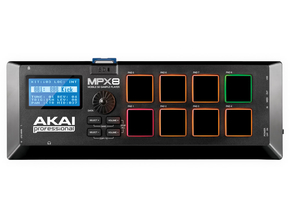 Akai MPX8 Sampler Player