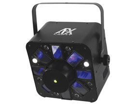 AFX Light COMBOLED-RB 3-in-1 lichteffect met afstandsbediening