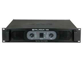 DAP Audio Palladium Black P-400 PA versterker