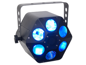 American DJ Quad Phase Hp LED moonflower effect