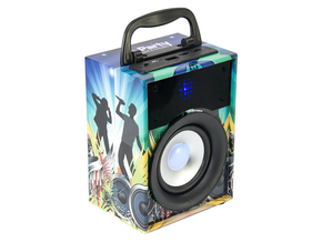 Party Light & Sound PARTY-DISCO1 actieve bluetooth speaker 10W