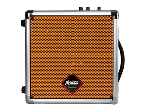 Alecto MPA-12 draagbare bluetooth speaker met USB/SD speler 60W