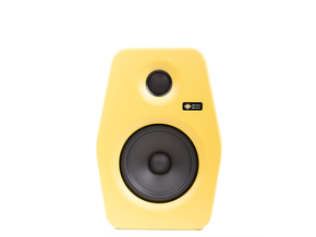 Monkey Banana Turbo 5 Geel actieve studio monitor speaker