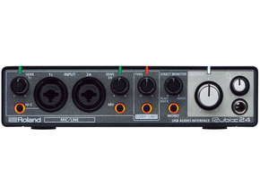 Roland Rubix 24 2-in/4-out USB Audio Interface incl Ableton software